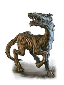 Who's a good little undead doggie???  YOU ARE!!!