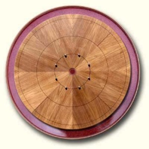 "The ""Eagle"" Walnut Sunburst"